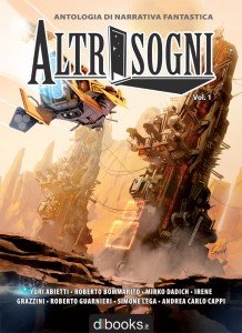 Cover Altrisogni Vol.1