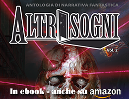 Altrisogni Vol.2 - in ebook su Kindle Store e dbooks.it