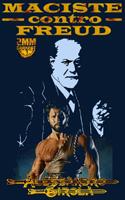 Cover Maciste contro Freud, di Alessandro Girola