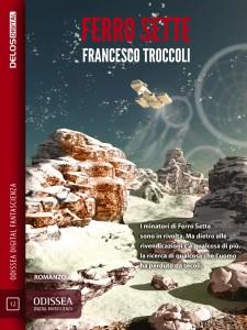 Cover Ferro Sette di Francesco Troccoli (Delos Digital)