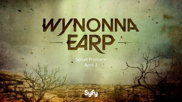 Wynonna Earp, serie TV weird western