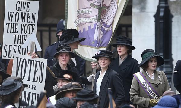 Immagine dal film Suffragette (2015)