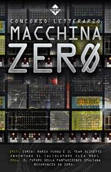 Poster concorso letterario Macchina Zero