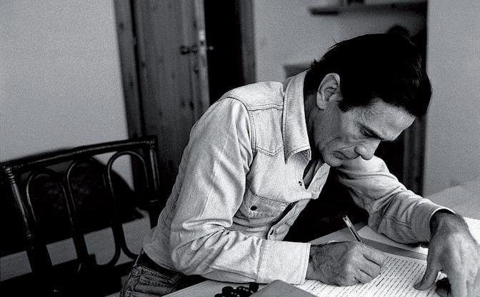 Pier Paolo Pasolini - Scrivere un libro