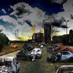 Un colpo alla speranza, di Marcello Gagliani Caputo - un libro sull'apocalisse zombie
