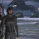 Videogame: Mass Effect (BioWare, 2007)