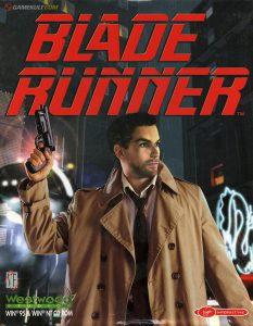 Videogame: Copertina di Blade Runner (Westwood Studios, 1997)