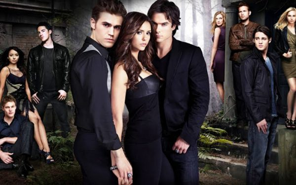 The Vampire Diaries: il cast della serie TV al completo