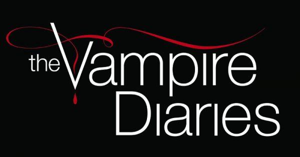 The Vampire Diaries: il logo della serie TV