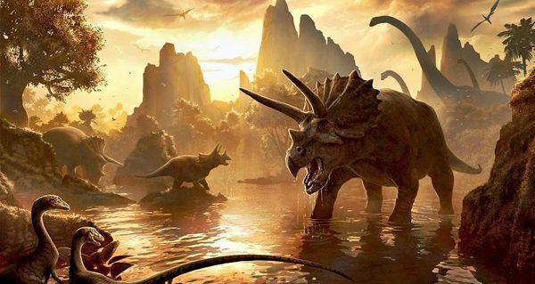 Dinosauria: il mito dei dinosauri