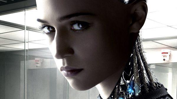 Westworld: Ava, il robot protagonista del film Ex Machina
