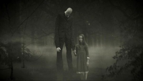 Creepypasta: Slenderman