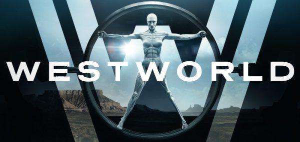 Westworld: il logo della serie TV