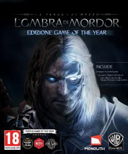Assassin's Creed Cover di L'ombra di Mordor