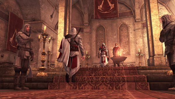 Assassin's Creed: Iniziazione nella Roma rinascimentale