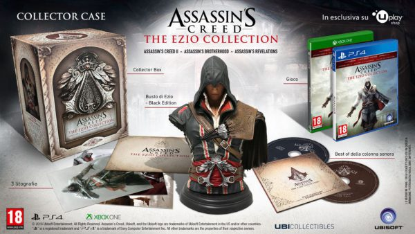 Assassin's Creed The Ezio Collection, Limited Edition