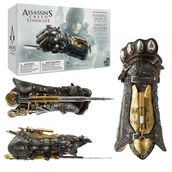 Assassin's Creed Cosplay Toys Lama celata