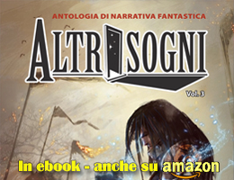 Altrisogni Vol.3 - in ebook su Kindle Store e dbooks.it