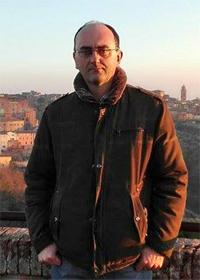 Maurizio Cometto, autore di Michele e l'aliante scomparso (Delos Digital)