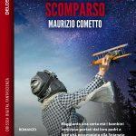 Cover di Michele e l'aliante scomparso, di Maurizio Cometto (Delos Digital, 2016)