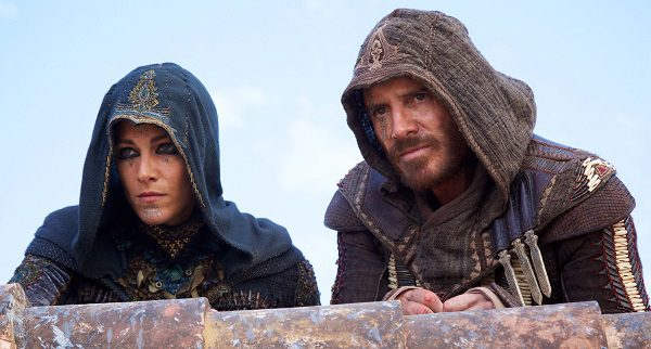 Assassin's Creed il film: costumi