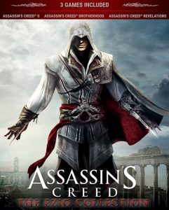Assassin's Creed il film: la nuova Ezio Collection
