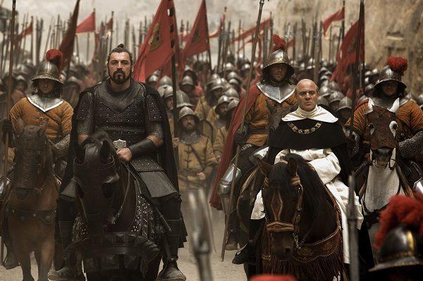 Assassin's Creed il film: Inquisizione Spagnola e Templari