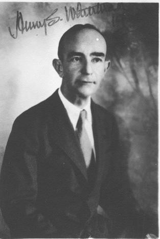 Henry S. Whitehead (1882-1932)
