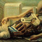 De Chirico: L'archeologo - Ispirazione per il racconto horror Veduta di Carcosa, di Alessandro Girola