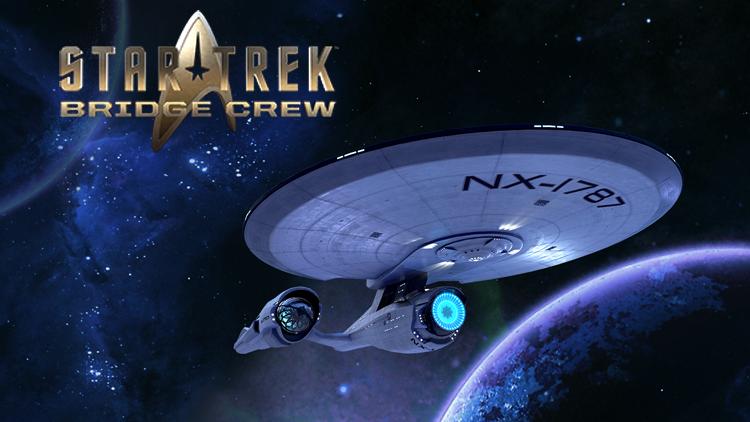 Star Trek: Bridge Crew, il nuovissimo videogioco in realtà virtuale in cui ci troviamo ai comandi di una nave stellare