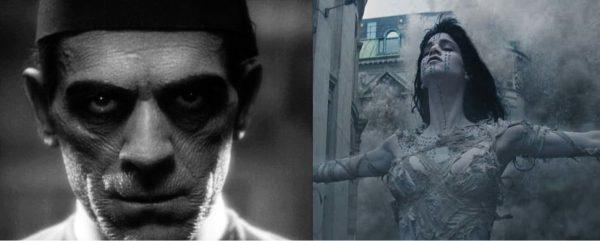 Universal Studios Dark Universe: Mummie a confronto: Imhotep Vs. Ahmanet. Noi notiamo qualche differenza, e voi?