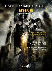 mini-cover Elysium, di Jennifer Marie Brissett (Zona42)