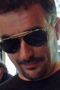 Alex F. Penni, autore del romanzo horror Hell Patrol (Delos Digital)