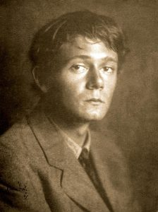 I Maestri del Fantastico: Clark Ashton Smith 1912 Ritratto