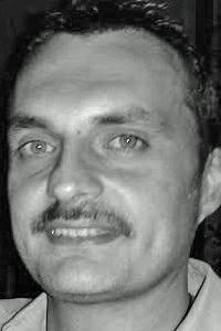 Lo scrittore Pierluigi Straneo, autore di Freakshow (Kipple)