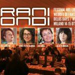 Stranimondi 2017 Festival del libro fantastico a Milano, Ottobre 2017