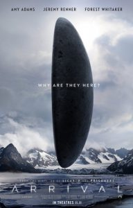 Arrival (2016) film di Denis Villeneuve - Anonymous NASA extraterrestri