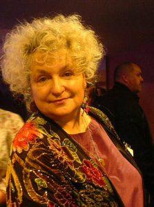 La scrittrice di fantascienza Pat Cadigan, una delle quattro ospiti femminili già annunciate per Stranimondi 2017.