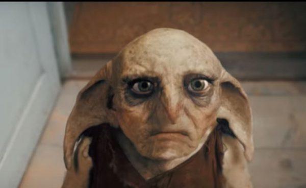 Un elfo domestico dal fan film Voldemort: Origins of the Heir, sulla saga di Harry Potter
