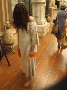 Musei Infestati 2017 - Una presenza inquietante fra la gente nei Musei Civici di Reggio Emilia