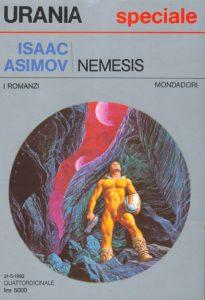 Nemesis, di Isaac Asimov (Urania Speciale Mondadori, 1992)
