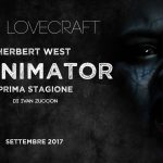 Locandina di Herbert West Reanimator webserie serie tv film di Ivan Zuccon
