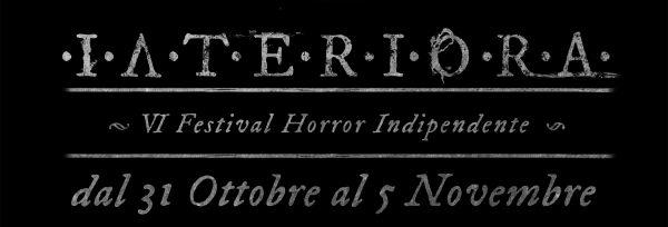 Concorsi letterari estate 2017: Interiora VI Festival Horror Indipendente