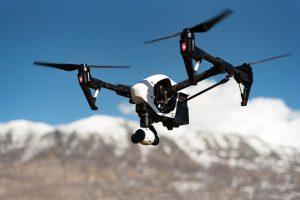 Drone per scrivere racconti di fantascienza