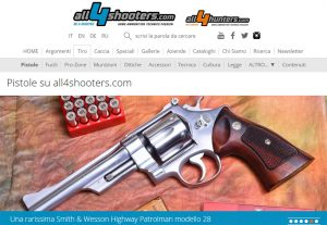 Conoscere le armi da fuoco per scrivere scene d'azione - All4Shooters.com
