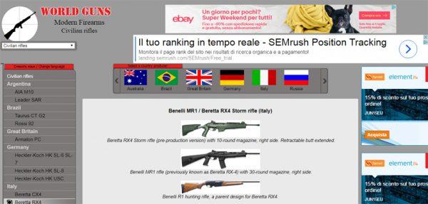 Conoscere le armi da fuoco per scrivere scene d'azione - Modernfirearms.net 02