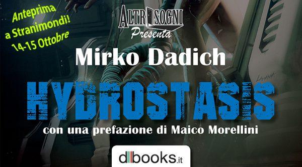 Banner Hydrostasis di Mirko Dadich a Stranimondi