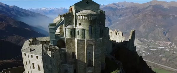 The Broken Key Trailer Sacra di San Michele