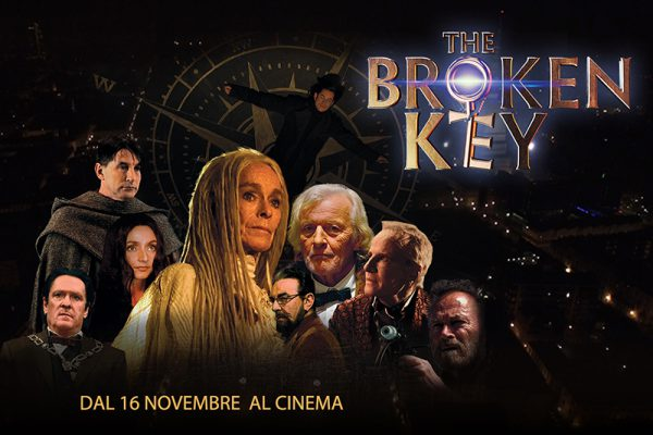 Locandina di The Broken Key, film di Louis Nero