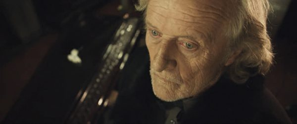 Rutger Hauer in The Broken Key